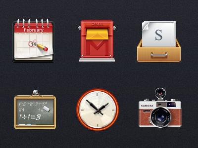 Curious icons vezstudio ui