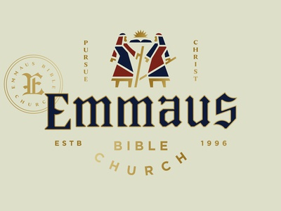 The Road To Emmaus road jesus god church book bible man