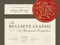 Bullseye Classic 2017