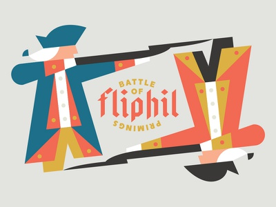 Battle of Fliphil man battle war