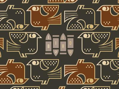 Lil Bird Tigger Eye pattern fly trigger gun bullet bird