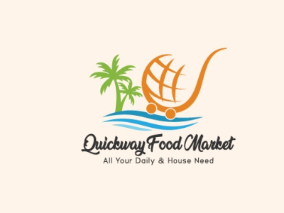 Food Market Logo tree shopping cart cart grocery store business truck retail store shopping organic business market logo market grocery shop grocery shopping grocery supershop logo shop supershop retail fiverr grapixbylis