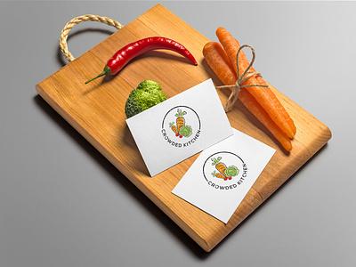 vegan logo design branding creative illustration vegan nutritionfood fooddrink foodservice logo design logo foodtruck foodphotography restaurant food