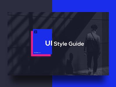 Ui Style Guide Color2 style guide ui style guide grid black color al cuadrado color2