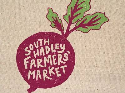 South Hadley Farmers' Market Rebrand
