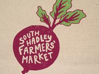 South Hadley Farmers' Market Rebrand
