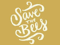 Save The Bees Campaign