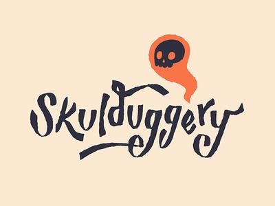 Skulduggery Co Branding