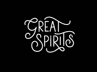 Great Spirits Branding