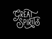 Great Spirits Branding