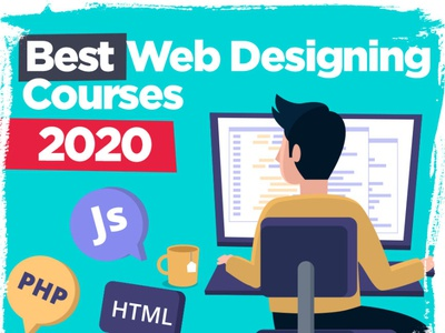 Best Web Designing Courses for 2020 website design programmer coder coding javascript html5 html css3 web graphicdesign webdesigning webdesigns webdesigner web design webdesign