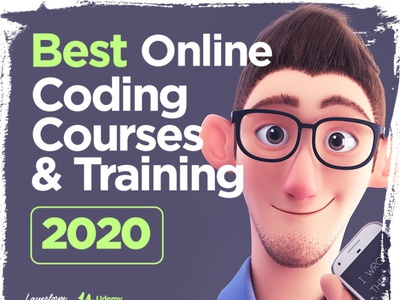 Best Online Coding Courses 2020 programming language cinema4d 3ddesign 3dcharacter gamedesigner code coder webdesigner webdesign javascript programmer programming coding