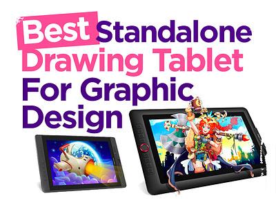 Best Standalone Drawing Tablet (2021) design wacom tablet wacom graphics tablet best standalone drawing tablet drawing tablet