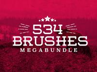 523 Brushes Megabundle -56% OFF