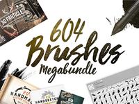 604 Brushes Megabundle