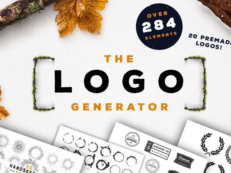 The Logo Generator logo makers logo creation logo creator free logo logomark logotype insignias mark insignia logos logo