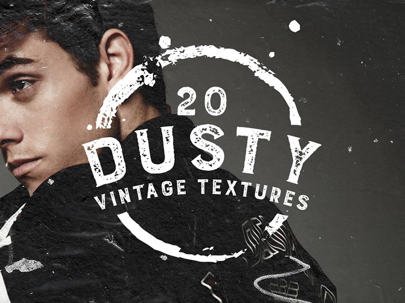 20 Dusty Vintage Textures free texture texture download graphicriver creativemarket layerform dusty texture dusty vintage texture texture