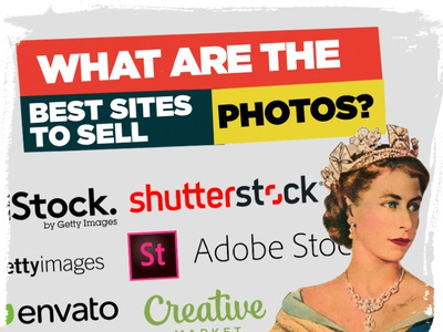 The Best Sites to Sell Photos | TUTORIAL freelancedesign freelancing freelancer freelance graphicdesigner graphics graphicdesign artwork stockdesign stockphotography shutterstock istock stockphotos photo stockphoto