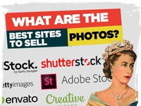 The Best Sites to Sell Photos   TUTORIAL