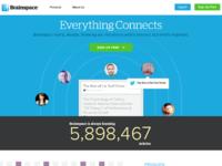 Brainspace homepage