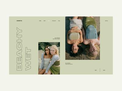 ZEMETA Look Page