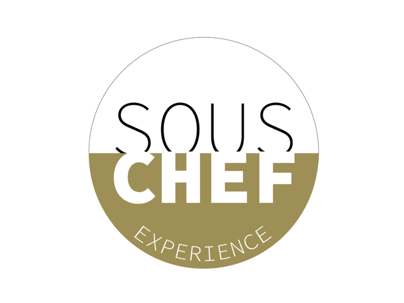 Sous Chef Logo branding logo procreate flat illustration graphicdesign design