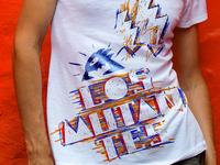 losmutantes logo t-shirt