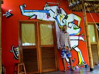 elefante wall realization
