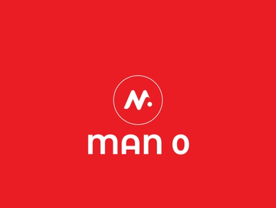 Man O - Fashion Brand Logo