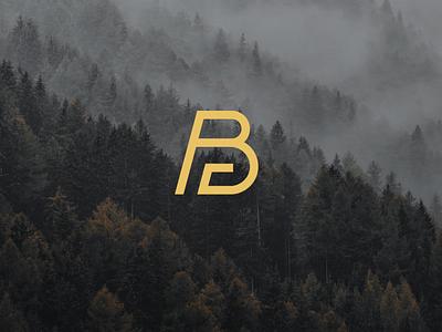 Bella Personal Branding minimalist logo ui