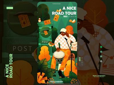 A nice road tour 2