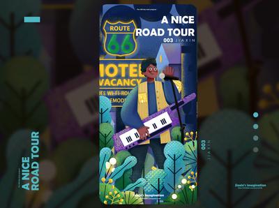A nice road tour 4