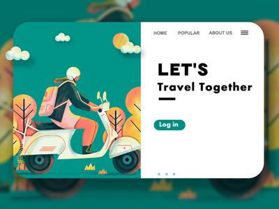 Let's travel together