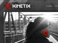KINETIX Website www.kxme.com