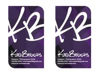 Kbbusiness Card