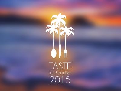 Taste of Paradise palm utensils flavors key byscayne taste