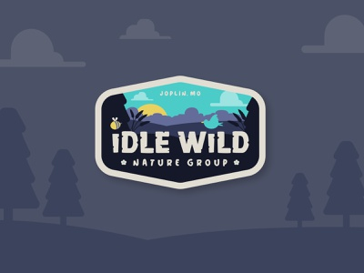 Kids nature group logo wild logo logodesign nature logo nature design
