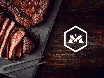Meat provisions branding logodesign branding logo meat logo beef logo meat