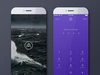 App Design - Anchor