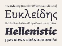 Skolar Latin and Greek