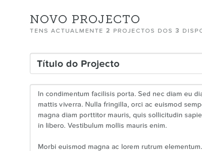 Gallery — New project portugal web white black typography proxima nova soft museo slab gallery forms textarea