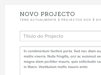 Gallery — New project (Rebound) portugal web white black typography proxima nova soft museo slab gallery forms textarea