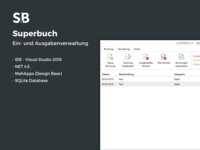 Superbuch -  Budget Book