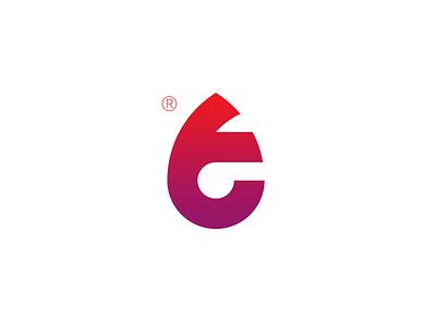 Tattoo Concierge geometry gradient logotipo logo services concierge tattoo monogram monomark logotype