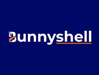 bunnyshell adobe illustrator logo design branding