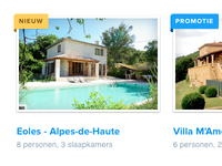 Vacation properties