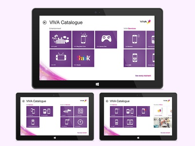 Windows 8 product catalogue tablet mobile app windows10 windows8 microsoft online catalogue