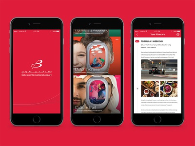 Calendar of Experiences app experiences calendar window adventure pitch concept airport airline psd mobile app
