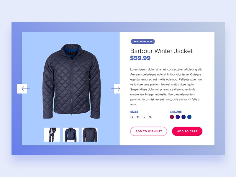 Product Card ux ui ecommerce cards product madewithadobexd adobexd
