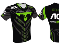 Tyrant Gaming — eSports Pro Jersey esport jersey esports tyrant gaming